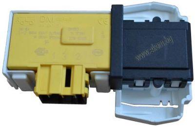 Биметална ключалка