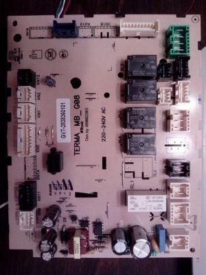 Модул управляващ Беко. Процесор ATMega128A.