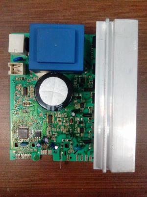 Инверторен модул Electrolux/AEG. Процесори MC56F8025 и TMS320LF2401A.