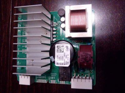 Инвертор BoschSiemens. Процесор dsPIC33EP256MC206