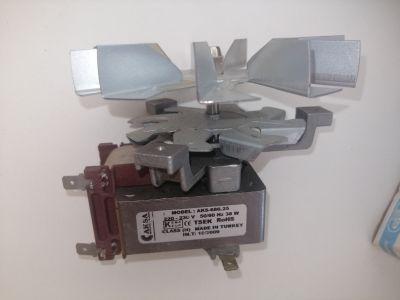 Вентилатор с перка AKS-686.25