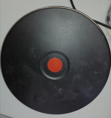 Чугунена нагревателна плоча 4 извода 2000W, 2030V