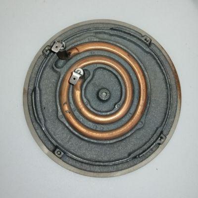 Чугунена - нагревателна плоча 2 извода