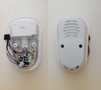 Електронен термостат с платка