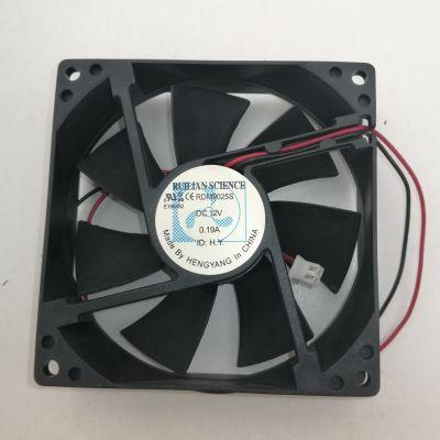 Вентилатор RDM9025S 12V 0.19A - 90 x 90 x 25 mm