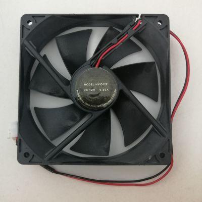 Вентилатор HY-D12F DC12V, 0.30A - 120 x 120 x 25mm
