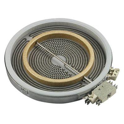 Нагревателна плоча с двоен нагряващ елемент 1700W / 700W , 230V