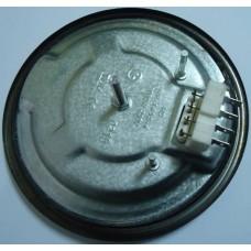 Чугунена Нагревателна плоча - 4 извода -Ф145мм - 1000W, 230V
